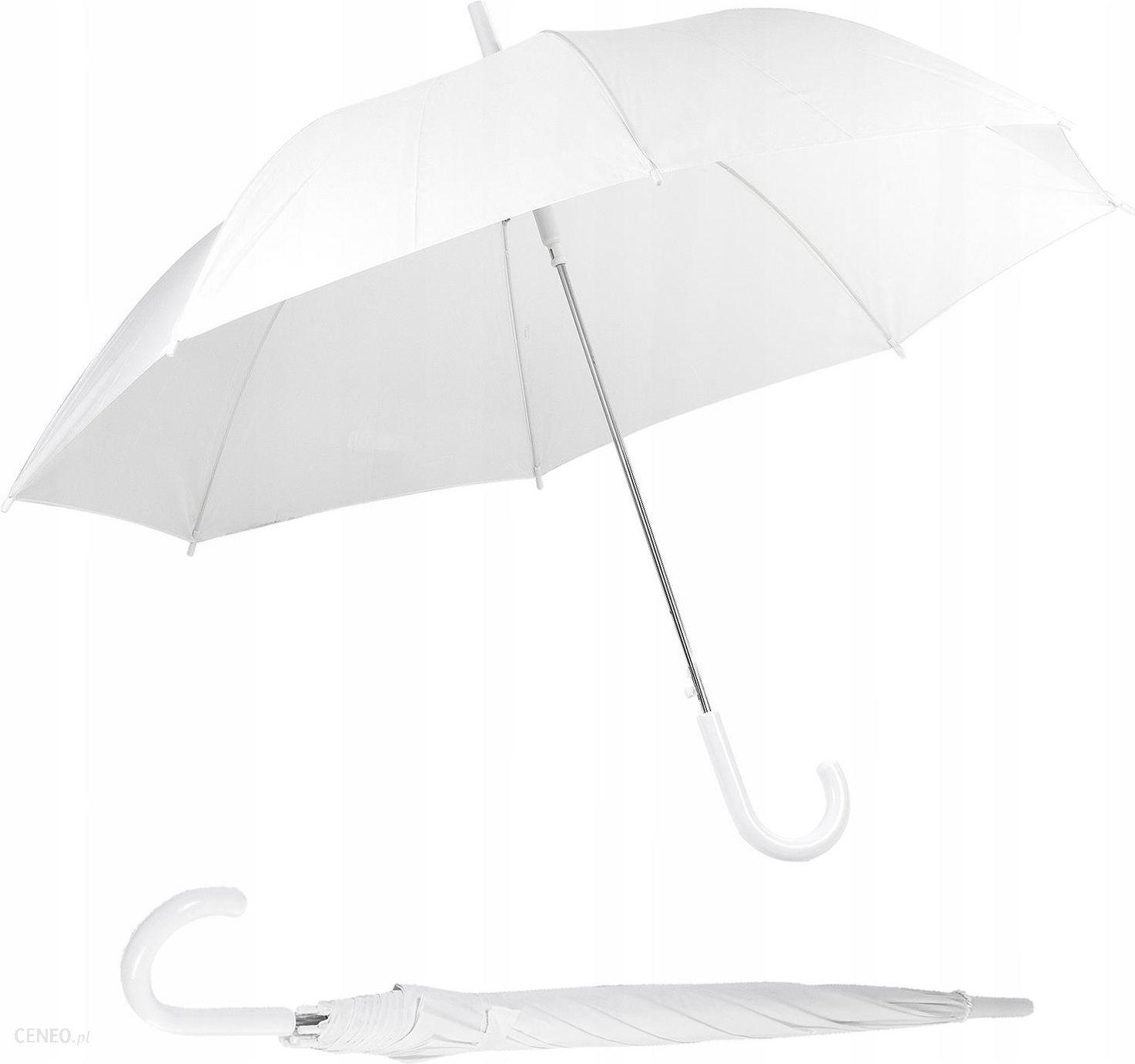 f5d8677da7044 Biały Parasol Ślubny biała parasolka ślubna Duży - Ceny i opinie ...