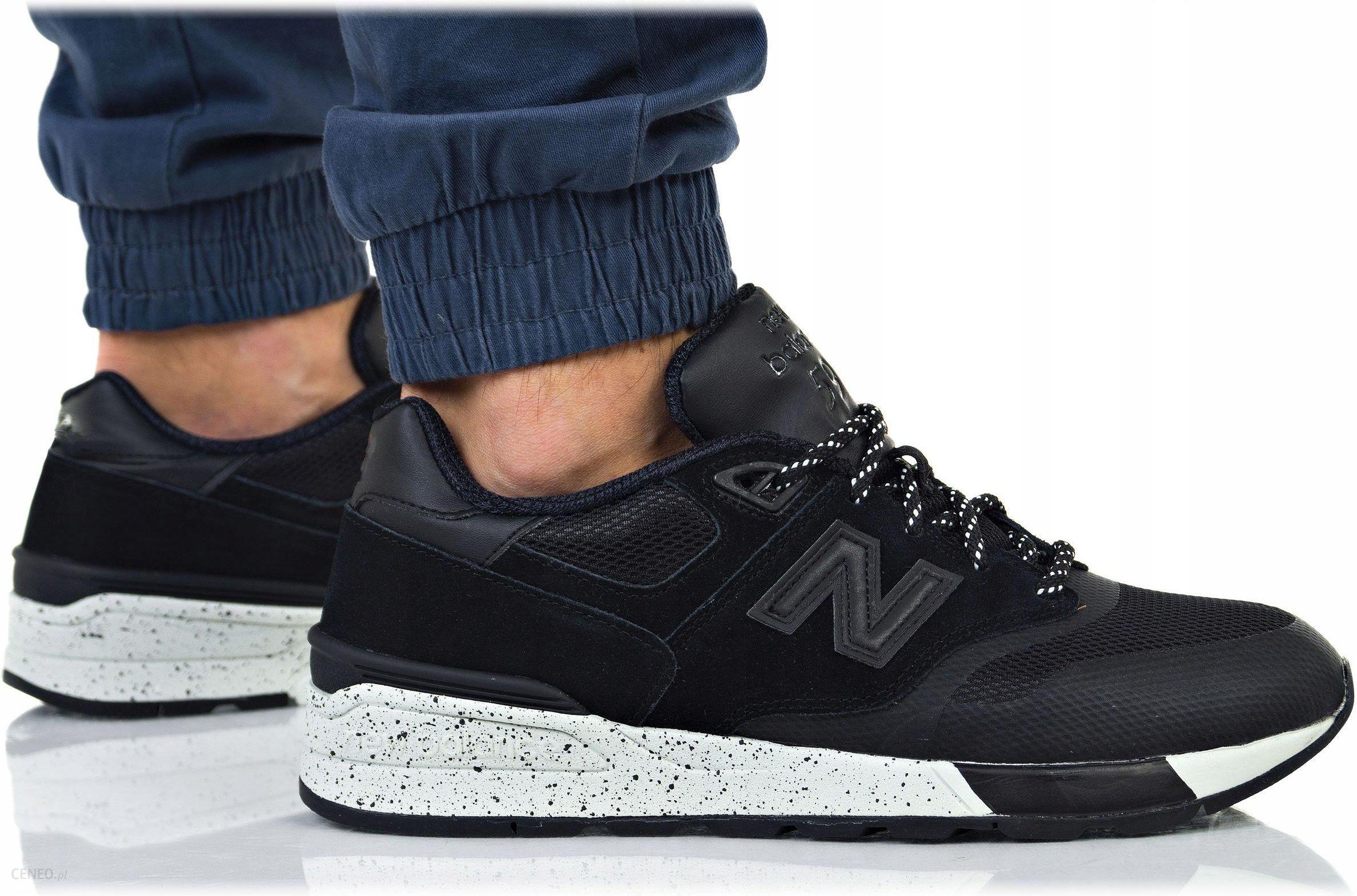 Buty ml597ptc czarny (New Balance)