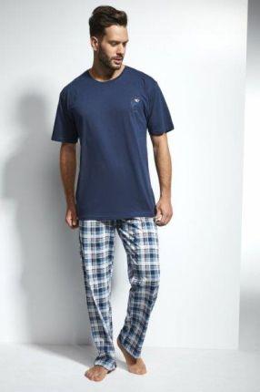 01a12cfb606f Cornette 134 110 Great 3 granatowy piżama męska ...