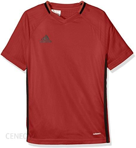 cd3b93a769b6a Amazon adidas Condivo 16 Training dziecięcy trykot treningowy, czerwony