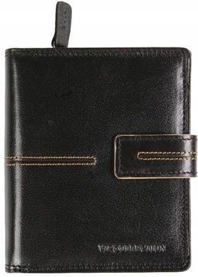 83f3dc23574cf Podobne produkty do Portfel z ochroną przed kradzieżą Pacsafe RFIDsafe V100  Black - Czarny