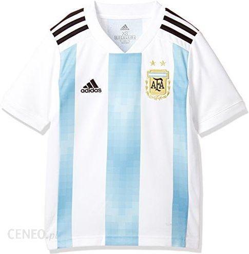 5ad330b79 Amazon Adidas AfA Argentyna koszulka wersja domowa WM 2018 dzieci, 128 - XS  - zdjęcie