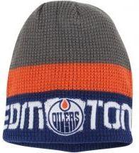 Reebok Edmonton Oilers czapka zimowa CI Knit Beanie Ceny i opinie Ceneo.pl