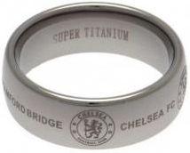 23934c6ee48ba ... PORTFEL MĘSKI CHELSEA LONDYN - SKÓRA. Chelsea pierścionek Super  Titanium Medium