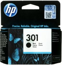 HP Tusz HP 301 Do DEskjET 1000/1050/1510/2000/2050/3000/3050 190 sTr. blACk
