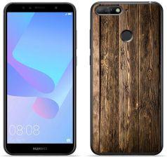8ed1253bd21a Etuo Foto Case Huawei Honor 8X drewniane deski - Etui na telefon ...