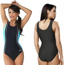 133d93556626f3 GWINNER Strój kąpielowy jednoczęściowy kostium pływacki 42
