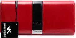 a21aa5d182231 Kochmanski portfel damski skórzany Cudeńko Allegro