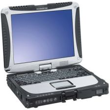 "Panasonic CF-19 10,1""/i5/4GB/320GB/Win7"
