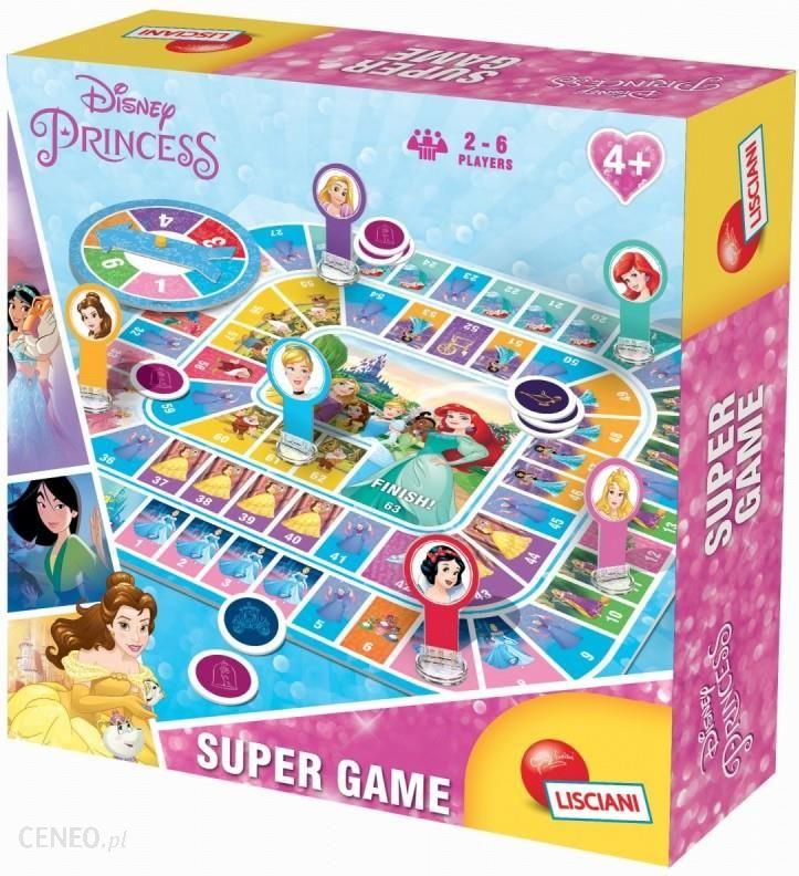 Lsiciani Disney Ksiezniczka Super Gra 304 59904 Gra Dla Dziecka Ceny I Opinie Ceneo Pl