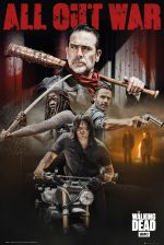 The Walking Dead Sezon 8 - plakat z serialu 61x91,5 cm cm