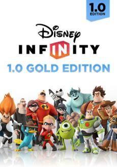 Disney Infinity 10: Gold Edition Steam Pc Global od 7,92 zł, opinie -  Ceneo pl