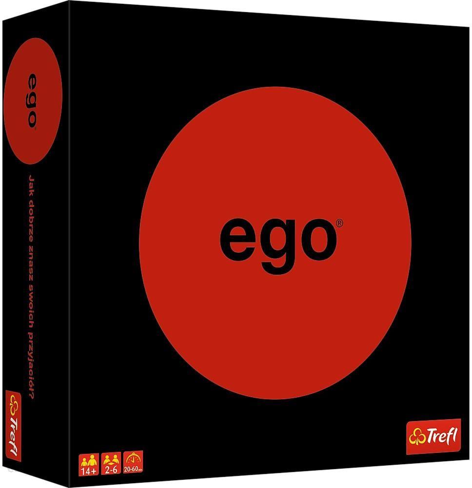 Trefl Gra Ego Tr01298 Gra Planszowa Ceny I Opinie Ceneopl