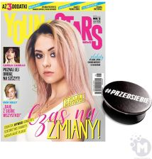 Zestaw Young Stars News + Popsocket