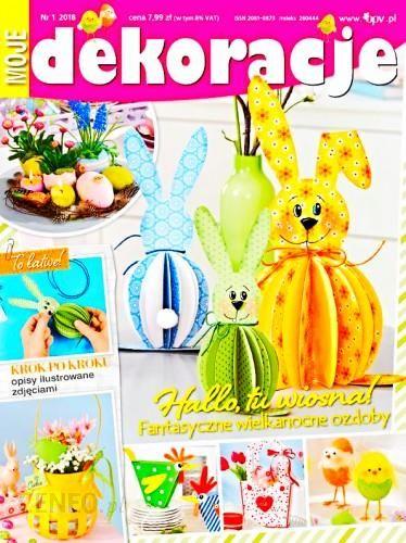12018 Moje Dekoracje Ozdoby Wielkanocne Ceny I Opinie Ceneopl