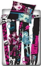Carbotex Komplet Pościeli Monster High 160X200Cm