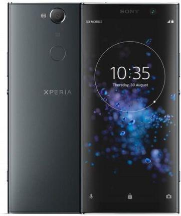 Sony Xperia Xa2 Plus H4413 Czarny Cena Opinie Na Ceneo Pl