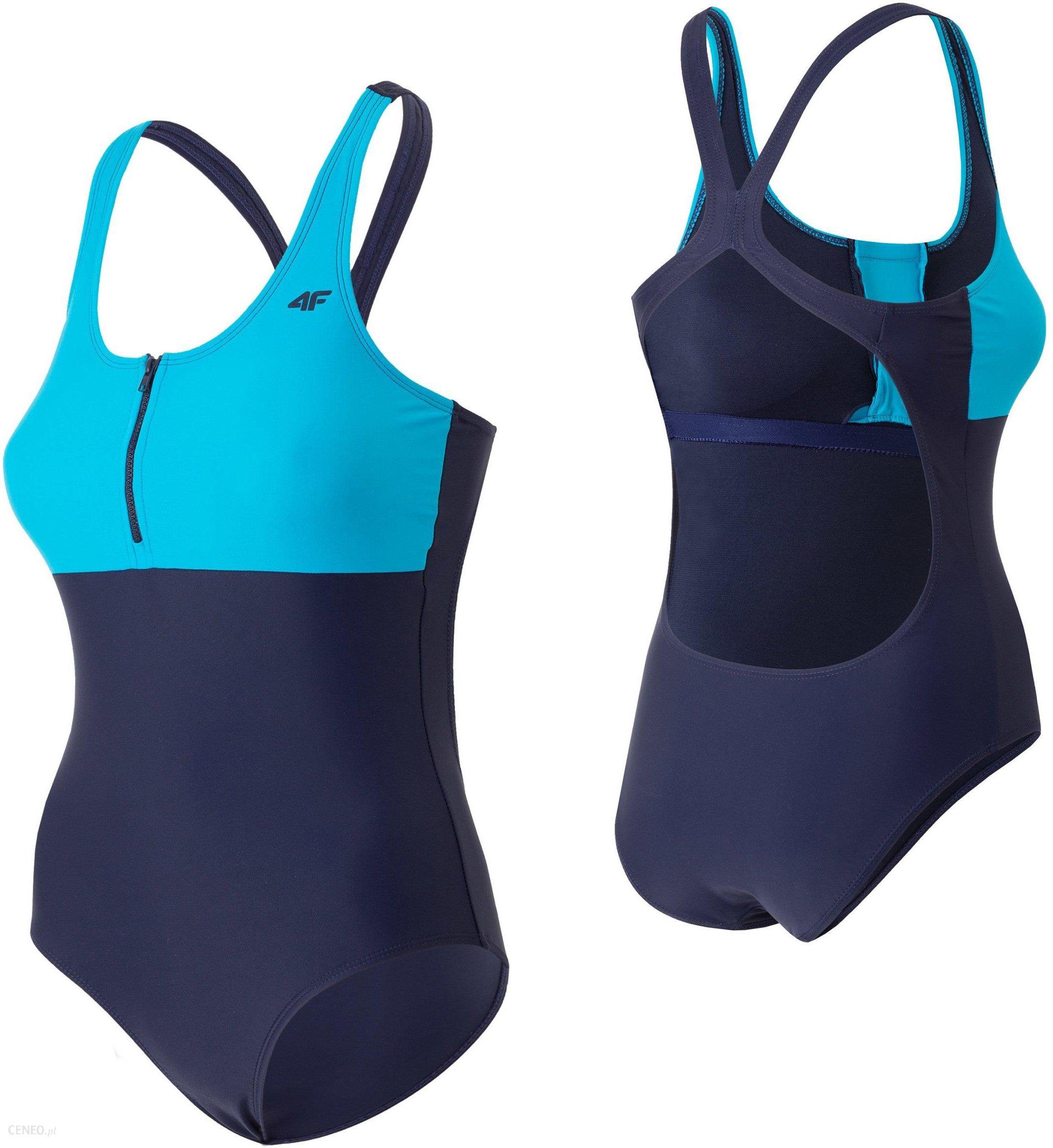 4F Kostium pływacki strój kąpielowy granatowy sklep