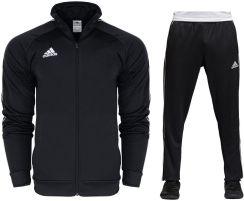 Adidas Dres Kompletny Męski Spodnie Bluza Core M Ceny i opinie Ceneo.pl