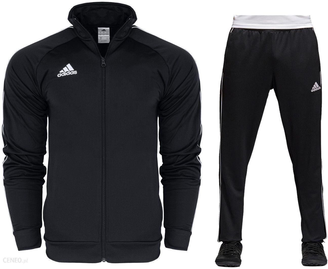 43f99fb394447 Adidas Dres Kompletny Męski Spodnie Bluza Core S - Ceny i opinie ...