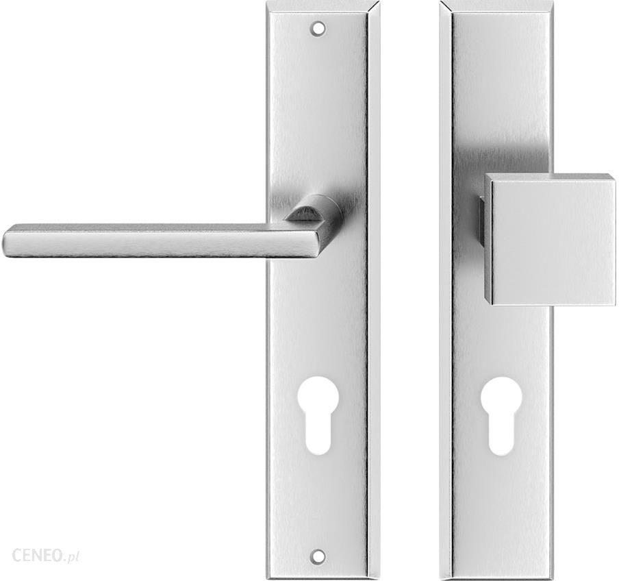 W Mega Metalbud Pochwyt Do Drzwi Zewnętrznych Stal Nierdzewna Mduxyx NX06
