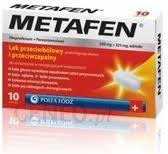 4493078bc19 Leki przeciwbólowe Metafen Tabl. * 60 Szt. - Opinie i ceny na Ceneo.pl