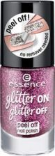 essence Glitter on Glitter off Lakier do Paznokci 03 Party Queen