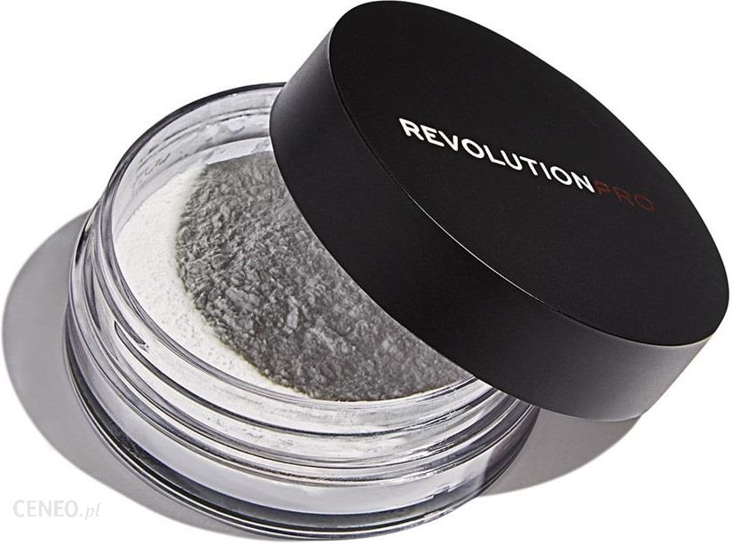 a902752a85c5c1 Revolution PRO Loose Finishing Powder Puder Sypki Transparentny - zdjęcie 1