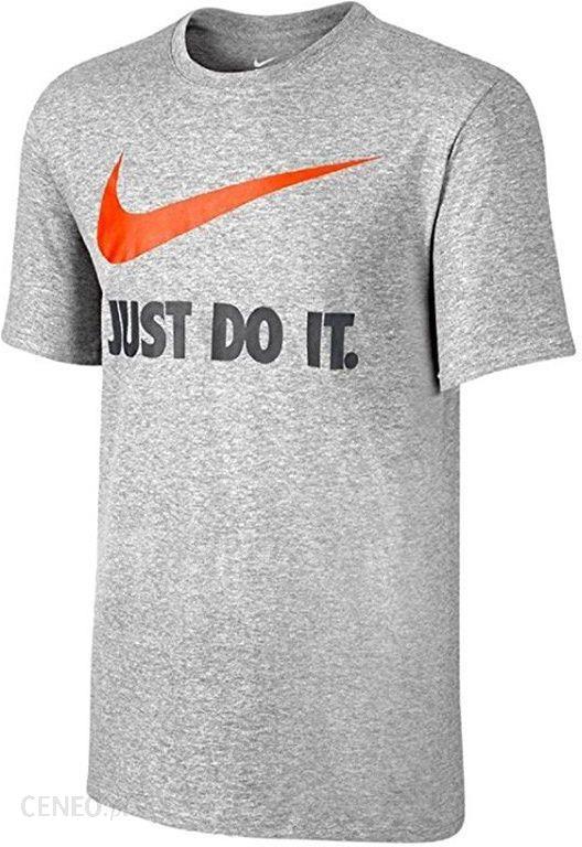 24f80229a1e808 Koszulka New JDI Swoosh Nike (jasnoszary melanż) - Ceny i opinie ...