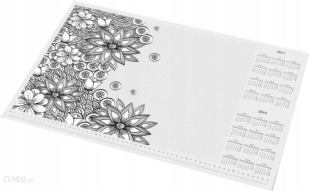 3552c3b26cb5 Biuwar A3 kalendarz na biurko podkład kolorowanka - Ceny i opinie ...