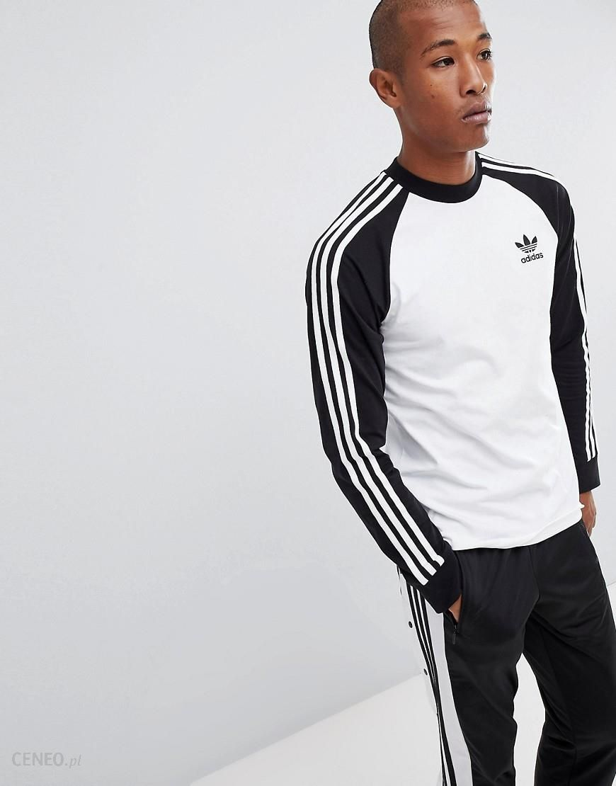 Adidas Originals Long Sleeve Top In White DH5793 White Ceneo.pl