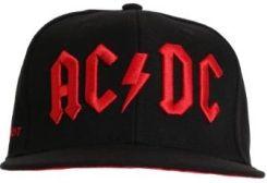 eb6e5989e Red 3D Embroidered AC/DC Logo Snapback Hat - Ceneo.pl