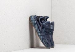 DEERUPT RUNNER CORE BLACK CORE BLACK ASH BLUE 44 (Adidas)
