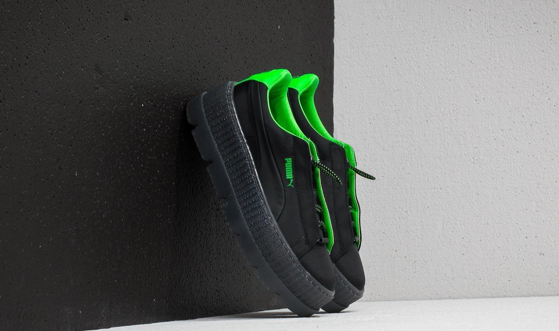 8ac5319b4bad Puma Fenty x Rihanna Cleated Creeper Surf Wn´s Puma Black  Green Gecko