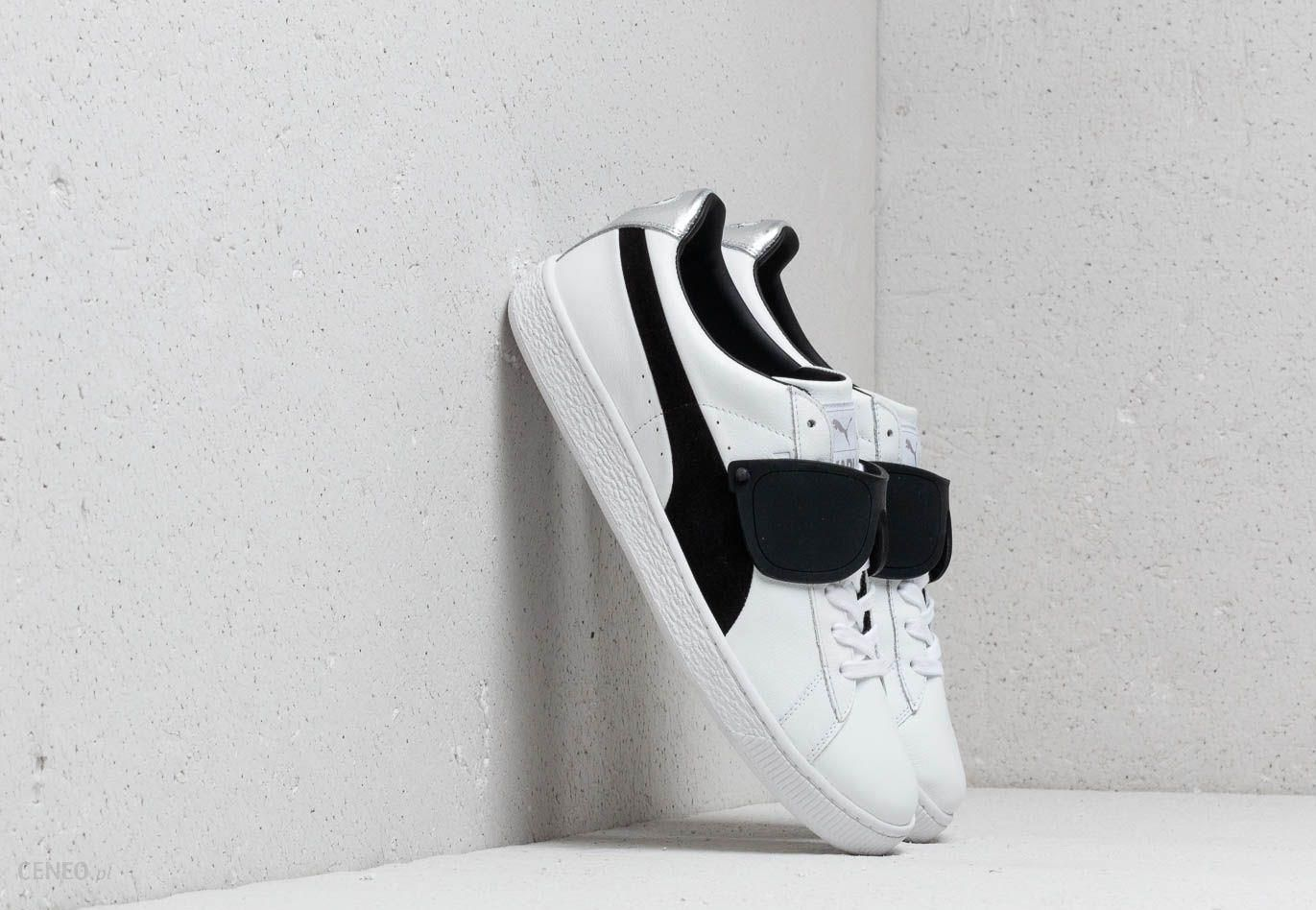 b9592dc2f6 Puma Suede Classic x Karl Lagerfeld Puma White/ Puma Black - zdjęcie 1