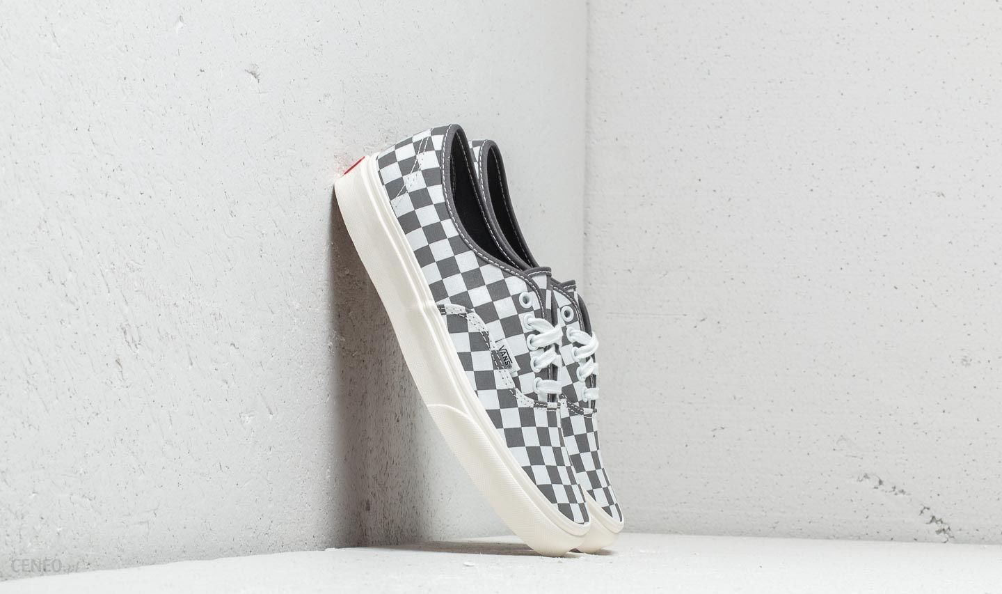 Vans Authentic (Checkerboard) Pewter  Marshmallow - zdjęcie 1 329e114f1