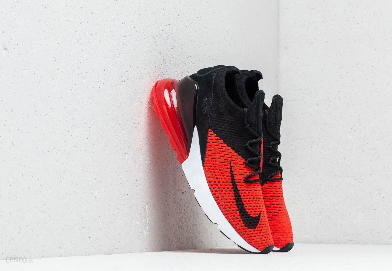 super popular 9580a 867a4 Nike Air Max 270 Flyknit Chile Red/ Black-Challenge Red