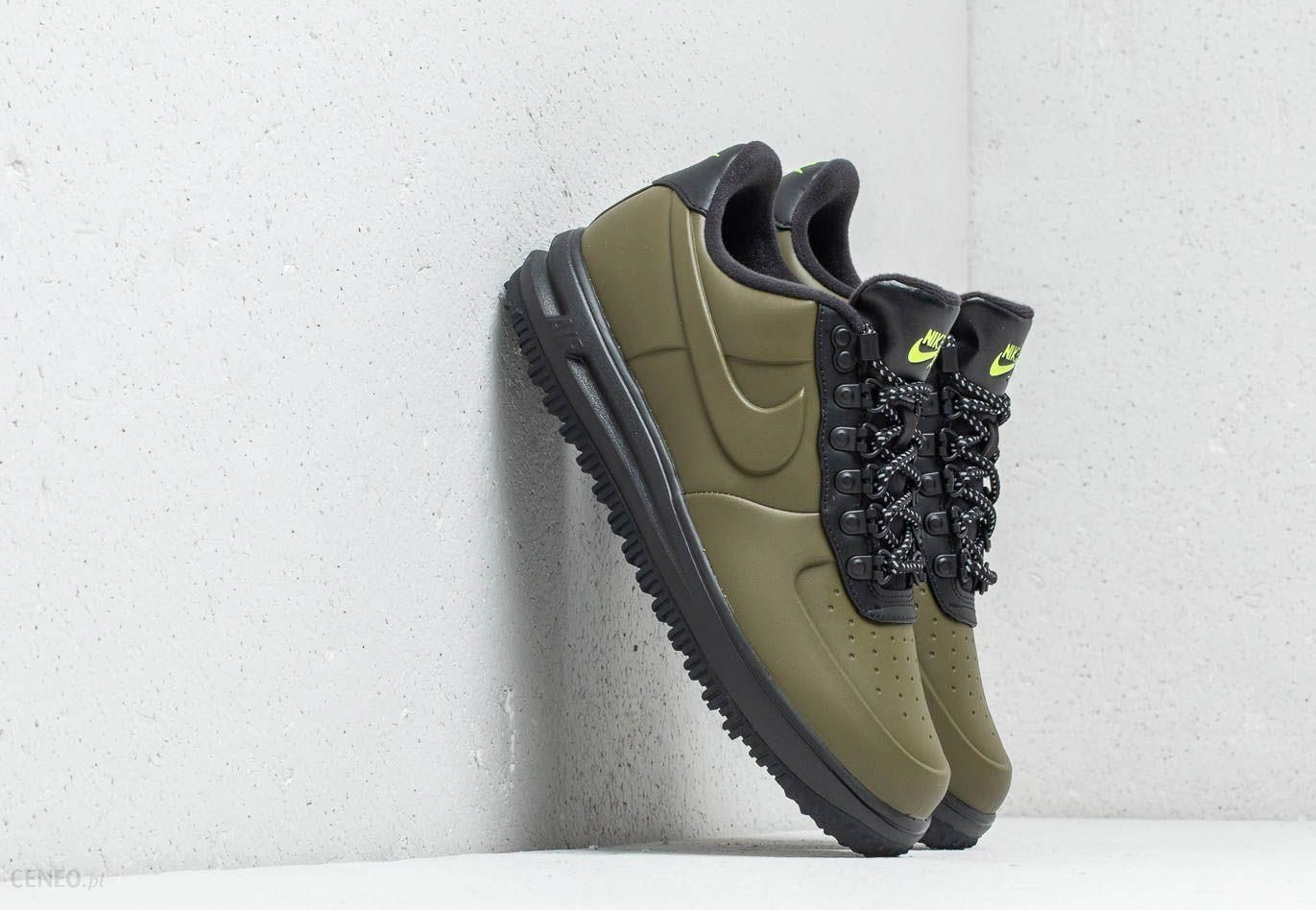 78a85a01fee3 Nike Lunar Force 1 Duckboot Low Olive Canvas  Olive Canvas - zdjęcie 1