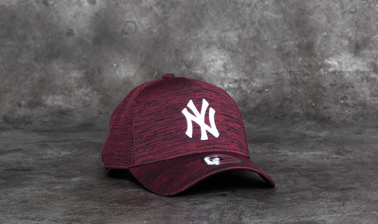 ... sale new era 9forty engineered fit new york yankees cap maroon black  zdjcie 1 e1d1a 493ae 46b4fb1948c4