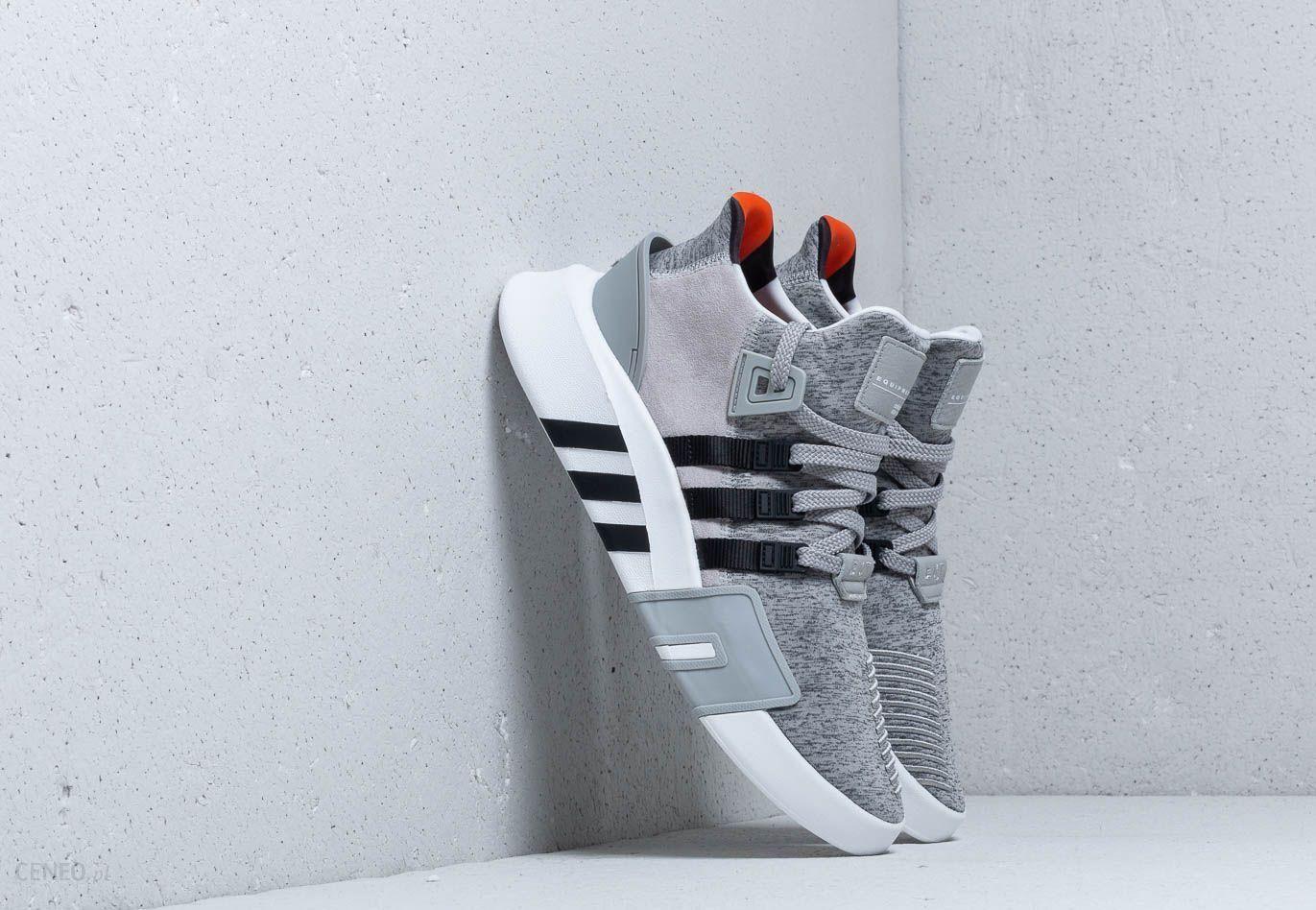 sale retailer 983b5 255b8 adidas EQT Bask ADV Grey Two Core Black Ftw White - zdjęcie 1