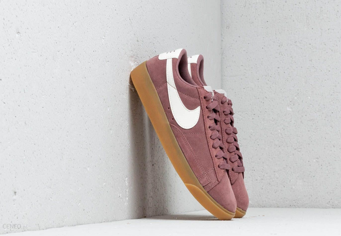 the latest b5376 f5c7a Nike W Blazer Low SD Smokey Mauve/ Smokey Mauve-Sail