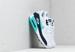 2018 Nike Air Max 90 Essential White Aurora Green