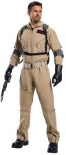 Charades Premium Ghostbusters Costume for Adults (CH03298XS)