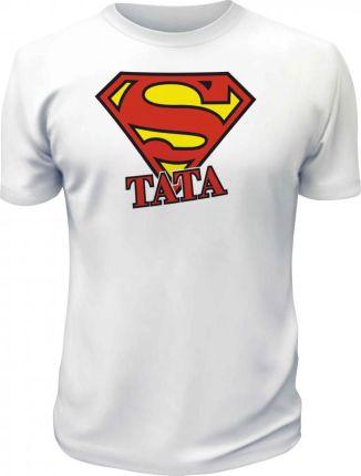 78d6774a9893 Koszulka super tata T-shirty i koszulki męskie - Ceneo.pl