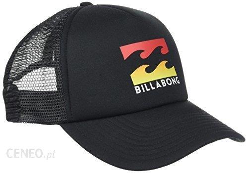 239a2250 Amazon Billabong męski Podium Trucker czapka z daszkiem, czarny, jeden  rozmiar - zdjęcie 1