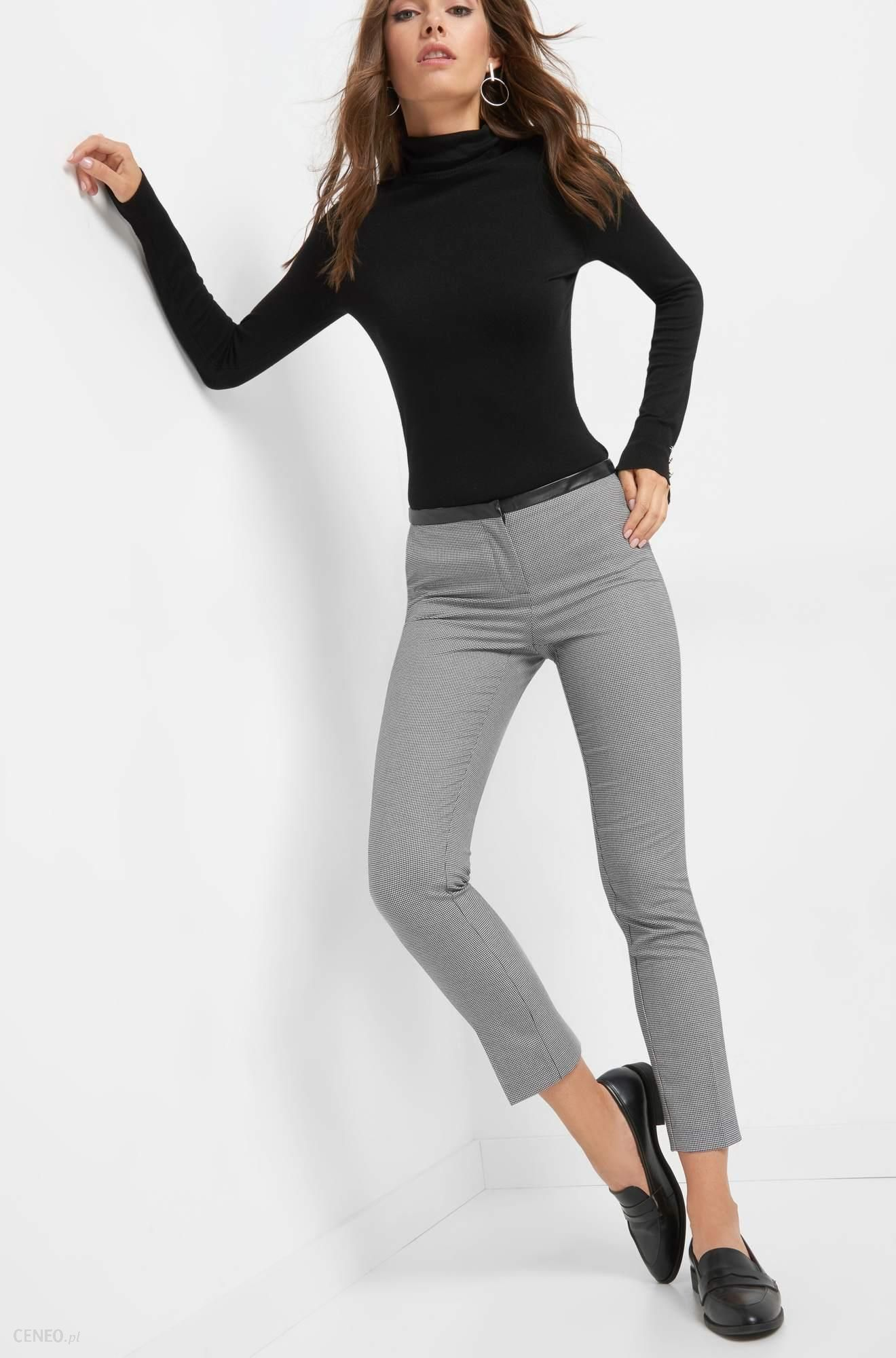 531edad68a63 ... Spodnie damskie Cygaretki Orsay Cygaretki w kant. Orsay Cygaretki w  kant - zdjęcie 1