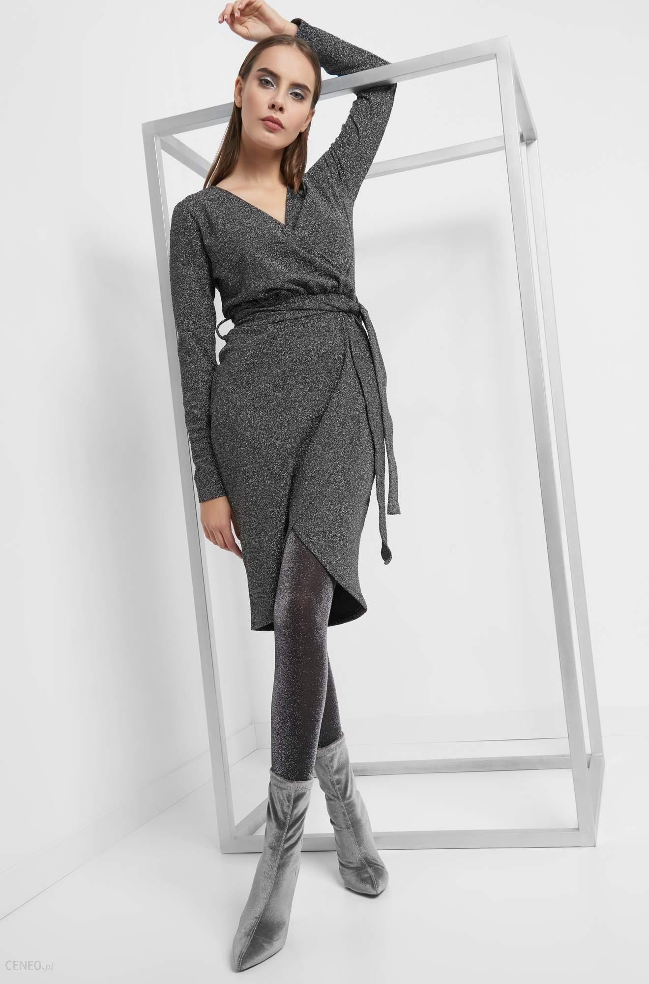 0d794f6790 Orsay Kopertowa sukienka z wiązaniem - Ceny i opinie - Ceneo.pl