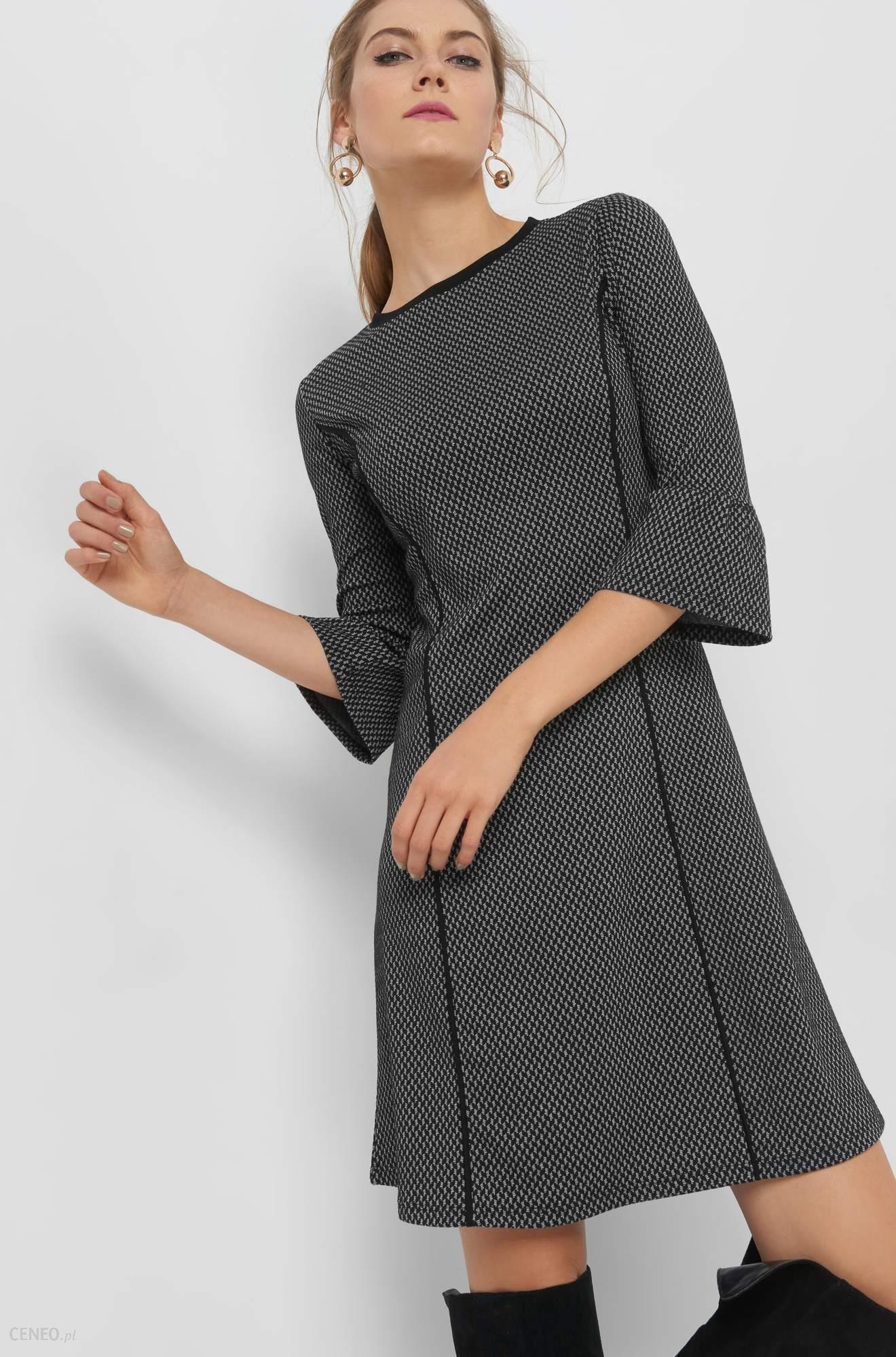 96b7d092 Orsay Trapezowa sukienka żakardowa - Ceny i opinie - Ceneo.pl