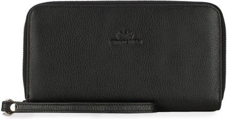 22765bdc1756d Duży Portfel Damski TOMMY HILFIGER - The Core Large Za Wallet Cb ...
