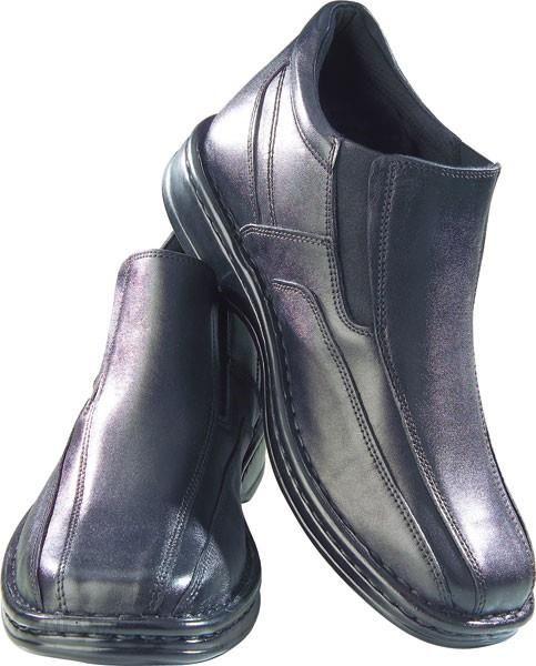 4d0cc2fa Wsuwane skórzane buty do kostki, czarne, rozmiar 7,5UK - Ceny i ...